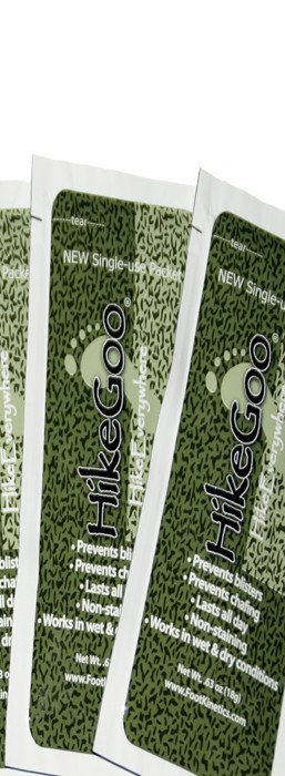 5 HikeGoo Packets 700