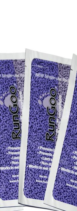 5 RunGoo Packets 700